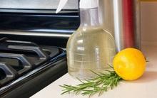 7 mẹo làm sạch nhà và đồ dùng bằng tinh dầu bạn nhất định phải biết