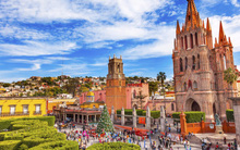 Những bức ảnh đẹp phát hờn chỉ nhìn cũng khiến bạn muốn đến Mexico ngay lập tức