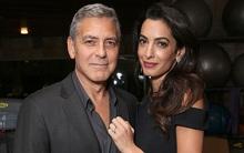 Tài tử George Clooney và vợ chuẩn bị đón cặp sinh đôi chào đời