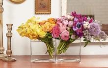 17 ý tưởng cắm hoa trang trí nhà đẹp