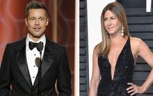Ly dị với Angelina Jolie, Brad Pitt chủ động nhắn tin cho Jennifer Aniston