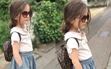 Gặp gỡ cô bé 6 tuổi truyền cảm hứng ăn mặc bất tận cho các mẹ có con gái
