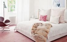 Là con gái ai chẳng thích có một căn phòng ngủ như thế này