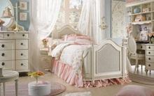 3 cách thiết kế và 15 mẫu phòng ngủ bé gái đẹp như cổ tích