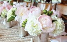 Trang trí nhà với những ý tưởng cắm hoa không thể độc đáo hơn