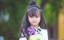 """Sau kỷ yếu mẫu giáo, Hoa khôi nhí Tuyên Quang lại khiến dân mạng sục sôi với bộ ảnh """"Tạm biệt lớp 1"""""""