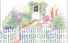 Những thiết kế đẹp bạn có thể học tập để tạo sân vườn xinh tại nhà