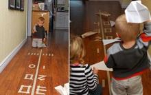 Kì nghỉ lễ dài sẽ không nhàm chán nếu bố mẹ thiết kế cho con những trò chơi này