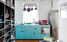 Những mẫu thiết kế đẹp, hiện đại và vô cùng tiện lợi cho nhà bếp vỏn vẹn 5m2