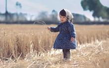 Bé gái 3 tuổi