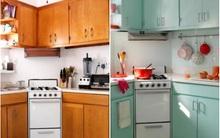Sự thay đổi ngoạn mục của 14 căn bếp nhỏ sau khi cải tạo