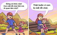Đây là cách cha mẹ thông thái vẫn làm để con tự tin, mạnh mẽ, thông minh hơn