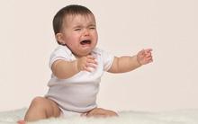 4 thời điểm trẻ sơ sinh khóc nhiều nhất và cách dỗ bé nín khóc