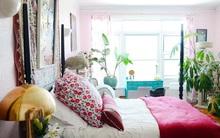 Làm mới phòng ngủ một cách ngẫu hứng, cô gái khiến bao người phải ngưỡng mộ vì sự sáng tạo của mình