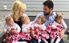 Cặp vợ chồng 8 năm cố gắng vẫn không thể có con và cuối cùng phép màu đã xảy ra