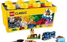 Khám phá bộ đồ chơi Lego classic từ bé 4 tuổi tới... cụ 99 tuổi đều thích