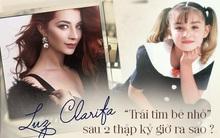 """Luz Clarita: Chớp mắt, """"trái tim bé nhỏ"""" nổi tiếng của 20 năm về trước giờ đây đã lớn lắm rồi"""