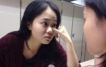 Vì lười làm việc này trước khi ngủ, cô gái 25 tuổi bị giảm một nửa thị lực, suýt mù