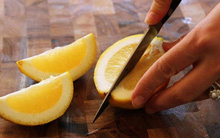 Thêm những mẹo vặt tuy nhỏ nhưng hữu ích cho chị em thường xuyên vào bếp