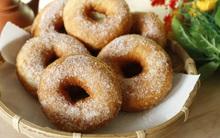 Làm bánh donut mềm xốp ai ăn cũng phải thích mê