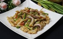 Học ngay cách làm salad mực kiểu Hàn ngon giòn siêu hấp dẫn