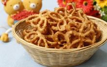 Trở về tuổi thơ với món bánh nhúng dân dã mà ngon mê
