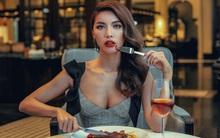 Minh Tú biến hóa cực sexy trước thềm Hoa hậu Hoàn vũ 2017