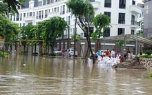 Hà Nội: Nhiều chung cư, khu đô thị bị