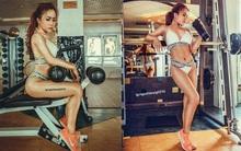 Giảm 9kg trong 6 tháng, người phụ nữ này đã trở thành người mẫu, huấn luyện viên cá nhân nổi tiếng