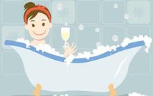 Bạn có biết thời gian tắm trong ngày cũng tiết lộ tính cách của bạn không?