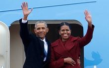 Cho đến tận lúc mãn nhiệm, Barack Obama vẫn khiến thế giới nghiêng mình bởi hành động quá tuyệt vời với vợ giữa công chúng