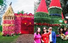 Lễ hội hoa hồng ở Hà Nội: Nhiều người tiếc rẻ vì giá vé 120.000 đồng nhưng hoa không