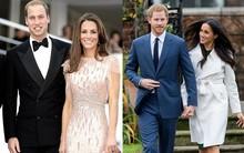 Đây là lý do Hoàng tử Harry luôn nắm tay người thương khi xuất hiện trước công chúng còn Hoàng tử William thì không