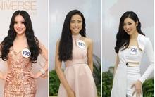Lộ diện 10 nhan sắc đầu tiên lọt vào bán kết Hoa hậu Hoàn vũ Việt Nam 2017