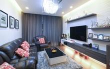 Căn hộ 120m² qua 3 năm sử dụng vẫn mới do cặp vợ chồng 8x tự tay thiết kế