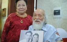 Câu chuyện tình 56 năm của PGS Văn Như Cương và vợ: Mãi mãi là tình nhân, há sợ gì sự chia xa?