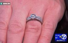 Lục tung 800 túi rác để tìm 2 chiếc nhẫn kim cương