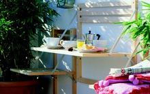 Góc thư giãn cho nhà nhỏ chưa bao giờ dễ hơn với những món nội thất đa năng tuyệt vời thế này