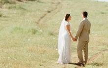 Bức ảnh cưới tuyệt đẹp này suýt biến thành bi kịch vì một thảm họa không ngờ tới