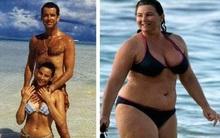 Ngưỡng mộ tình cảm của nam tài tử 007 dành cho vợ: càng béo càng yêu và nhất định không được đi hút mỡ!