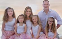 Xin đừng tò mò, đau khổ hay thương hại vì 4 đứa con gái chính là niềm hạnh phúc, tự hào của gia đình tôi