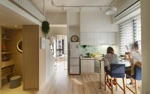 Thiết kế thông minh và đầy thẩm mỹ, căn hộ  49,5m² này chính là tổ ấm trong mơ cho vợ chồng trẻ