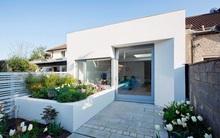 Nhà ấm cúng, vườn nhỏ mà đẹp như tranh, đây chính là ngôi nhà khiến ai cũng muốn trở về