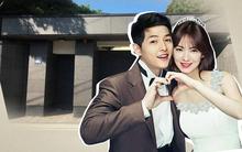 Hình ảnh độc quyền từ Hàn Quốc: Biệt thự triệu đô của Song Joong Ki đã kịp hoàn thành trước ngày cưới