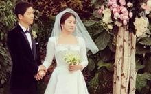 Hé lộ câu nói của bố chồng dành cho Song Hye Kyo và nguyên nhân Song Joong Ki bật khóc trong đám cưới