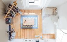 Cận cảnh căn hộ siêu gọn gàng, tiêu biểu cho phong cách tối giản ở Nhật