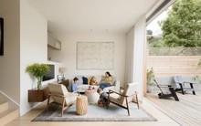 10 phòng khách nhỏ nhưng đẹp và vô cùng ấm cúng khiến bạn