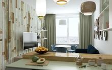 3 căn hộ nhỏ gọn với thiết kế mở vừa đẹp vừa hợp lý đến từng centimet