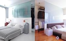 19 mẫu thiết kế cho phép bạn biến cả tủ quần áo thành không gian khép kín trong phòng ngủ