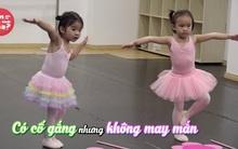"""Không thể nhịn cười với màn múa ballet """"siêu bá đạo"""" của con gái Xuân Lan"""